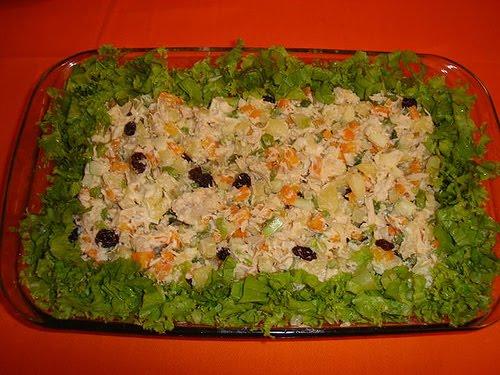 Receita De Salada De Salpic 227 O Especial Em Entradas No