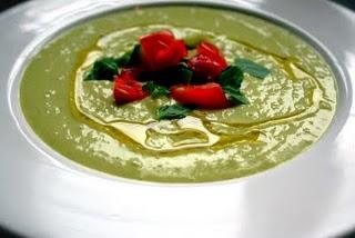 Receita De Sopa De Abacate Em Entradas No Cozinhabrasileira